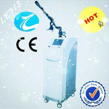 2013 NEW RF Excited CO2 Laser for scar removal skin rejuvenation & whitening equipment