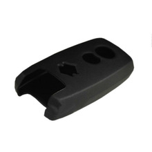 Personalized rubber vw car transponder key shell