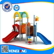 Playground equipment metal slides for kids