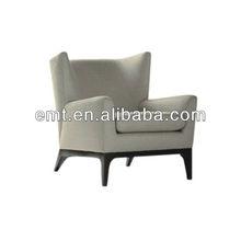 Solid wood door/Wooden chair sofa (EMT-C31 )