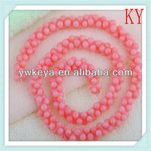 hot sale natural pink coral beads