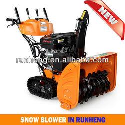 11HP Snow cleaning machine/Loncin engine gaslione snow blower 11HP