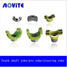Terex mining truck parts SHAFT YOKE made in China