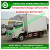 3ton-5ton refrigerator freezer truck