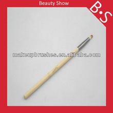 Bamboo eye shadow unique makeup brush, beauty cosmetic brush,with eco-friendly brush