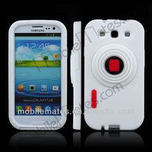 Newest Modern Stylish Soft Silicone Case For Samsung I9300 Galaxy S3