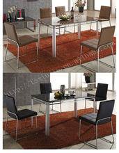 L829-3 2013 Modern Dining Set, Dining Room Furniture,Table for Sale