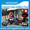 4 seater Neighborhood Electric Vehicle with OEM designer,24V 800W Motor