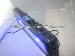 RGB Remote Color Changing LED Fish Tank Light Submersible Air Curtain Aquarium 180W Led Aquarium Light