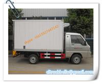500-1000kg mini van refrigerator , van freezer, FOTON van