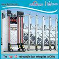 moderna de aluminio puertas y barreras