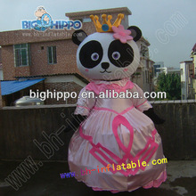 Cosplay carnival adult big panda cartoon costume