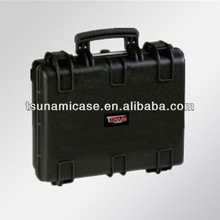 Waterproof hard plastic carrying cases for ipad