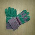 Industrial de trabajo guantes de la mano