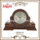 Antique mantel table clock fireplace 1333-11