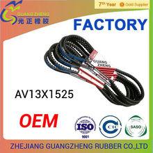 AV13X1525 REC v belts GATES NO. 6491EXL