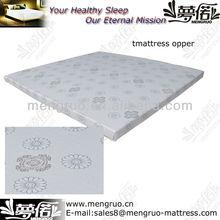 MR-MT01 top grade foam mattress memory topper