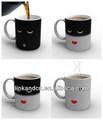 Céramique tasse magique 11oz/changement de couleur tasse/changé de couleur de tasse avec un design personnalisé
