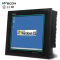 Wecon 10.4 pulgadas costo- efectiva industrial de la pantalla táctil del panel pc