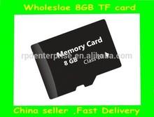 2015 Promotional Micro Memory TF sd Card 8GB class 10 wholesale price