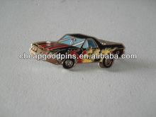 Customized car Imitation Cloisonne metal lapel pins