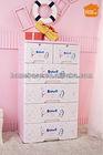storage cabinet plastic drawers organization manufacturer factory 89B