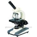 Médico monocular microscopio escolar/mikroskop elemental de los estudiantes