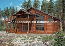 Eco-friendly prefabricated home