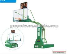 International Standard Hydraulic Basketball Stand JN-0202