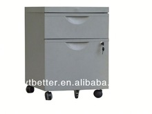 fashion wooden antique filing cabinet with 4 drawers customized