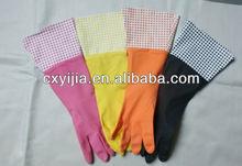 Latex kitchen / garden Cleaning Gloves
