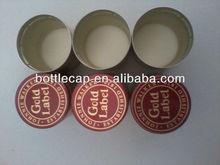 Aluminum Capsulas for Wine Packaging