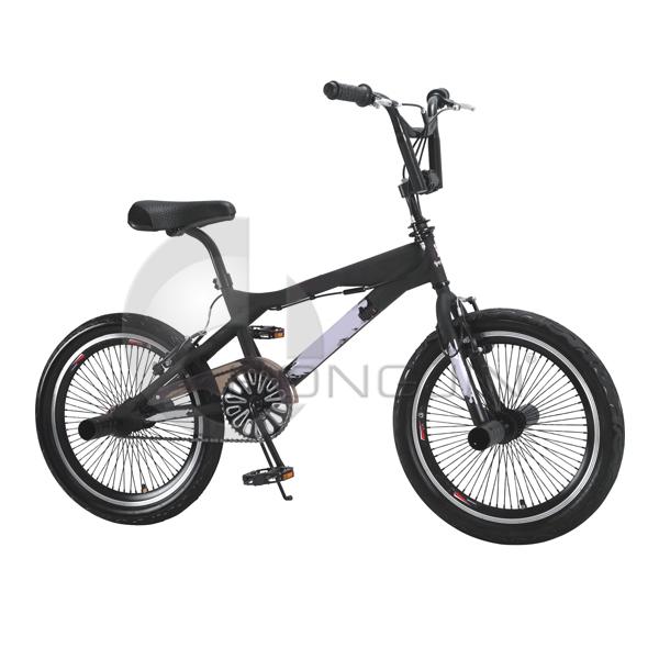 Light Freestyle Boys BMX Bikes