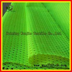100% polyester sportswear mesh fabric