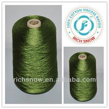 120D/2 100% viscose dyed knitting yarn K004