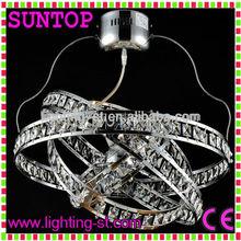 Factory wholesale crystal chandelier/modern crystal chandelier/chandelier crystal