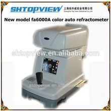 New model fa6000A color auto refractometer