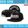 2014 fashion custom cool funny embroidey hip hop snapback baseball cap/hat