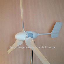 600W small independent wind power supply for private home/village