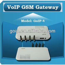 Providing 4 port GSM VoIP Gateway,gateway wireless keyboard,GoIP 4