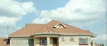 DIVINE orbis, colorful stone chip coated roof tile