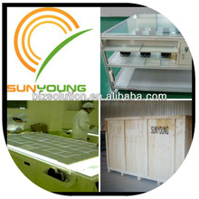 Solar panel Manual Laying-up Table- for solar panel product line, solar panel manufacturing machine