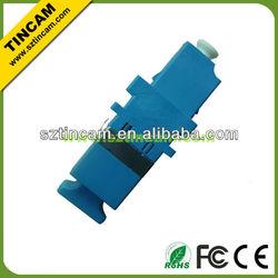 lc/sc optical fiber adapter