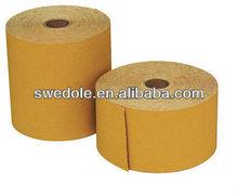 SATC aluminum oxide abrasive roll
