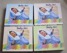 Knitting Patterns Baby Blankets/baby sleeping bag/baby sack