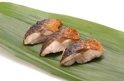 Ready to eat fish-boneless salted mackerel fish 20g