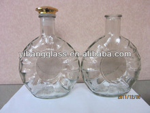 brand name glass wine packing bottle
