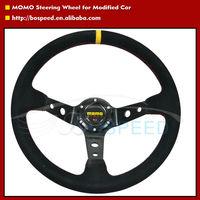 MOMO Steering Wheel Suede Leather - NO.2