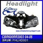 For HONDA CBR600RR 2003-2006 motorcycle headlight FHLHD001