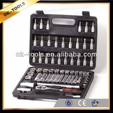 "China wholesale alibaba supplier germany design 61PCS 3/8""Dr. Socket set tool box"